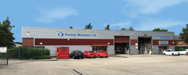 Colour sales have doubled at Deceuninck fabricator Kestrel Windows