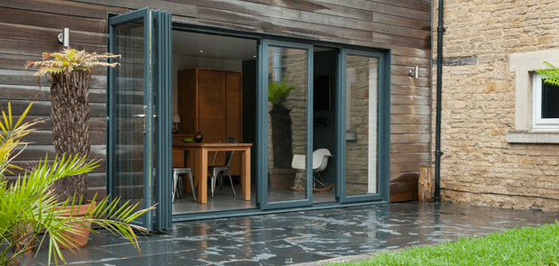 Deceuninck's Slide & Swing Door
